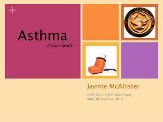 Jaymie McAllister