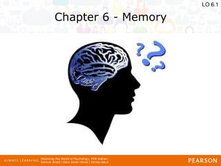Chapter 6 - Memory