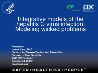 Integrative models of the hepatitis C virus infection: Modeling wicked problems