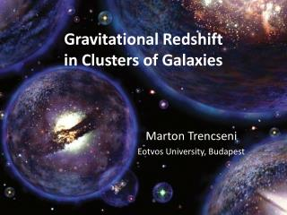 Gravitational  Redshift in Clusters of Galaxies