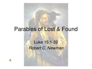 Parables of Lost & Found