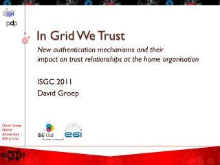 In Grid We Trust