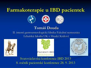 Farmakoterapie u IBD pacientek