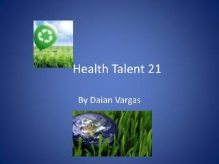 Health Talent  21