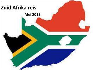 Zuid Afrika reis