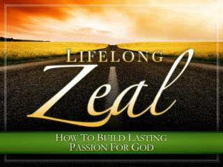 Review - Fueling Our Zeal