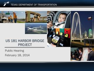 US 181 Harbor Bridge Project