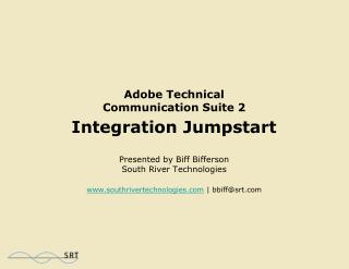 Adobe Technical  Communication Suite 2 Integration Jumpstart