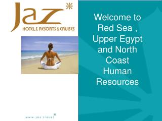Welcome to Red Sea , Upper Egypt and North Coast Human Resources