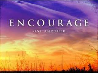 What is biblical encouragement?