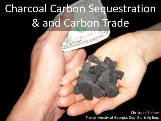 Charcoal Carbon Sequestration & and Carbon Trade