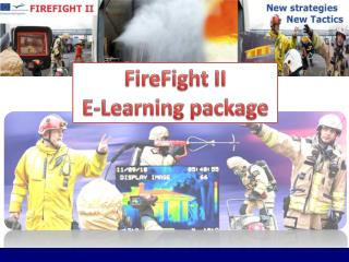 FireFight  II E-Learning package