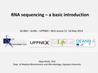 RNA sequencing – a basic introduction