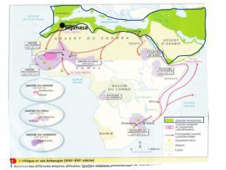 B-LE ROLE DES EMPIRES AFRICAINS DANS LES ECHANGES COMMERCIAUX