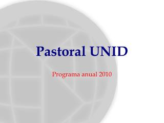Pastoral UNID