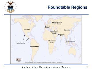 Roundtable Regions