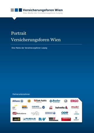 Portrait Versicherungsforen Wien