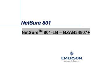 NetSure 801