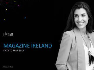 Magazine  ireland