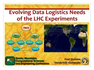 Evolving Data Logistics Needs of the LHC Experiments