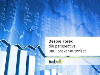 Despre  Forex  din  perspectiva unui broker  autorizat