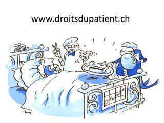 www.droitsdupatient.ch