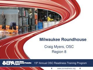 Milwaukee Roundhouse