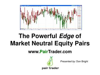 The Powerful Edge of Market Neutral Equity Pairs