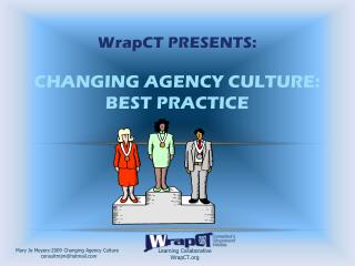 WrapCT Presents: CHANGING AGENCY CULTURE: BEST PRACTICE