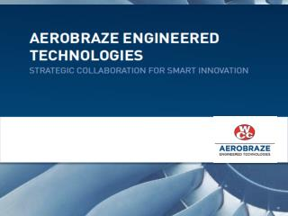 TRUSTED, CUSTOMIZED EXPERTISE THAT RESULTS IN SMART INNOVATION AND SHARED GROWTH