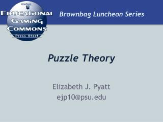 Puzzle Theory