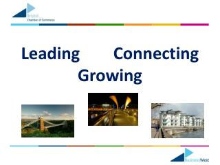 Leading        Connecting Growing