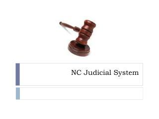 NC Judicial System