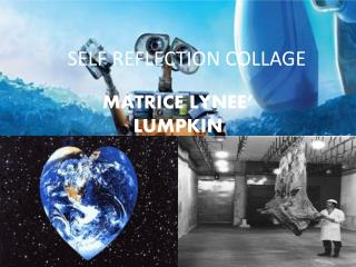 SELF REFLECTION COLLAGE
