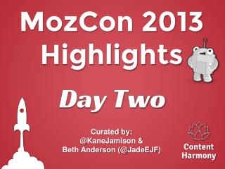 MozCon  2013 Highlights