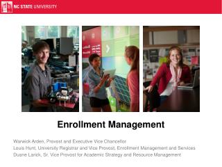 Enrollment Management