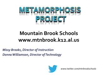Metamorphosis  Project