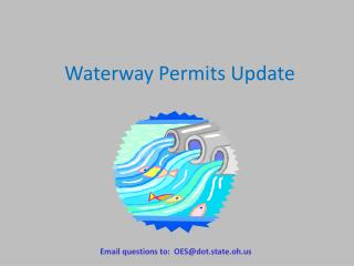 Waterway Permits Update