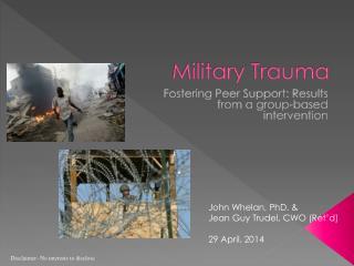 Military Trauma