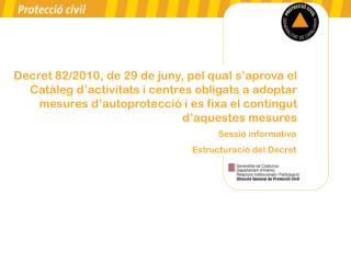 Transpar ncia i  mplia participaci  en el proc s d elaboraci  del decret