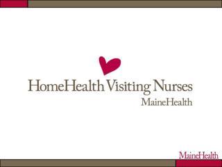 Maine Partners in Nursing – Innovative Ideas Grant