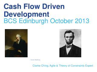 Cash Flow Driven Development