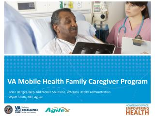 VA Mobile Health Family Caregiver Program