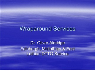 Wraparound Services