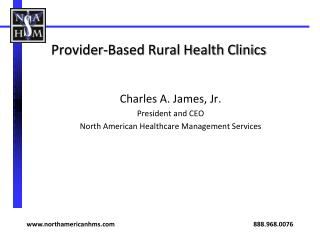Provider-Based Rural Health Clinics