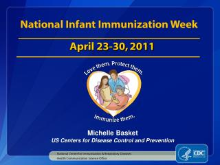 Michelle Basket US Centers for Disease Control and Prevention