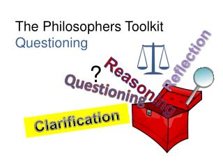 The Philosophers Toolkit Questioning