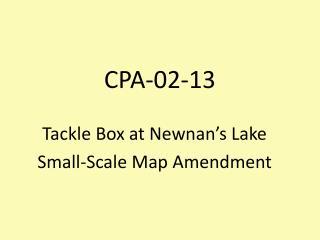 CPA-02-13