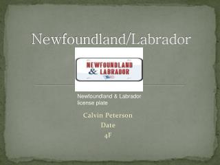 Newfoundland/Labrador