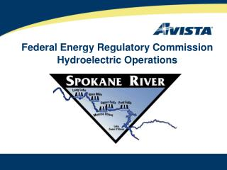 Federal Energy Regulatory Commission Hydroelectric Operations
